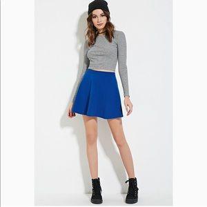 ✨NEW blue skater skirt✨